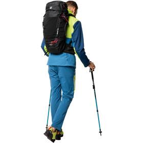 Jack Wolfskin Kalari Trail 36 Recco Sac à dos, black